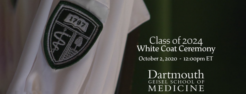 White Coat Ceremony for Class of '24