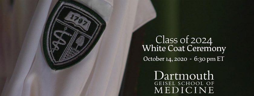 White Coat Ceremony for Class of '24 – Updated