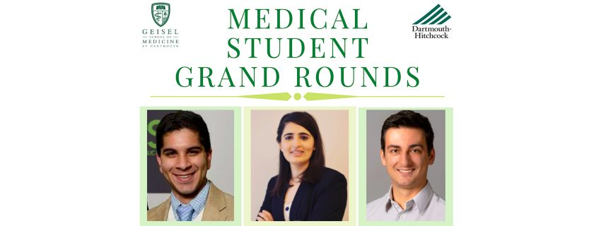 Medical Student Grand Rounds Nov. 11