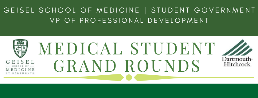 Next Medical Student Grand Rounds on January 28