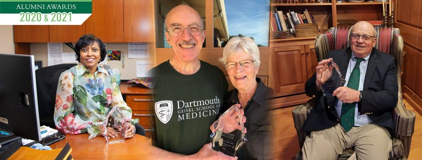 Distinguished Alumni Honored in Special Virtual Awards Ceremony