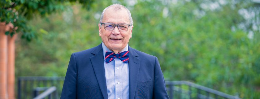 William A. Nelson Appointed to the Elizabeth DeCamp McInerny Professorship