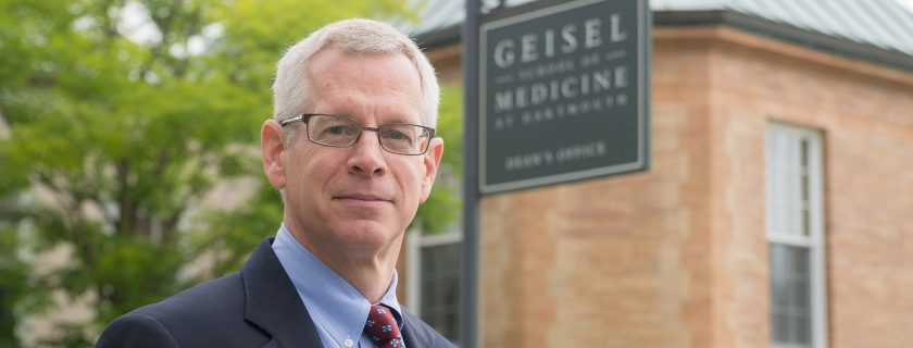 Duane Compton Reappointed Dean of the Geisel School of Medicine at Dartmouth