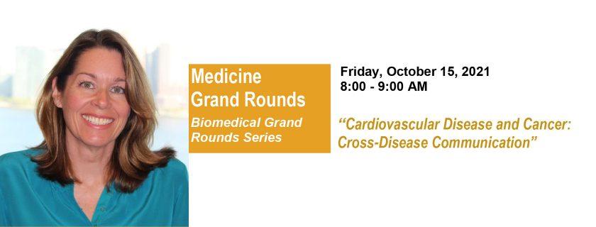 Medicine Grand Rounds October 15