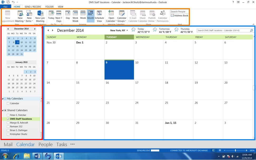 calendarmain