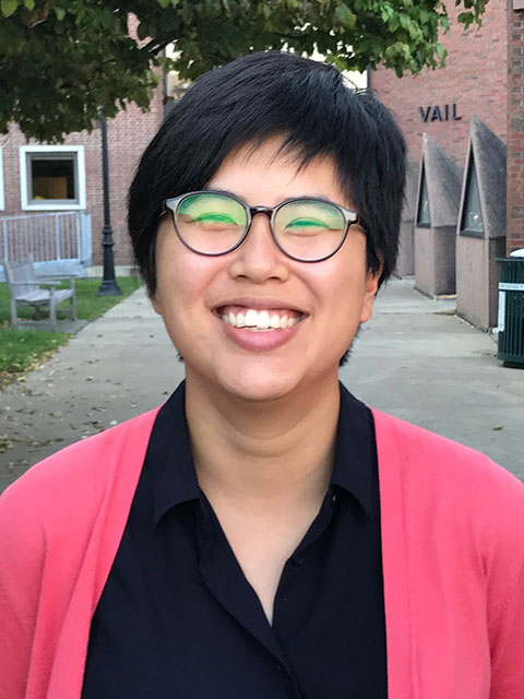 Isabelle Yang